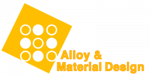 database alloy and material design logo