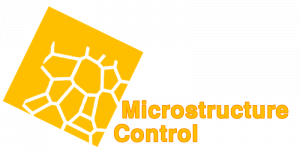 data base microstructure control logo