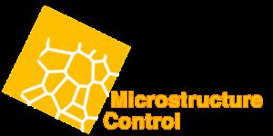 data base microstructure control logo