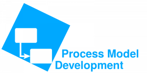 consulting process model development logo alternative