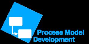 consulting process model development logo alternative