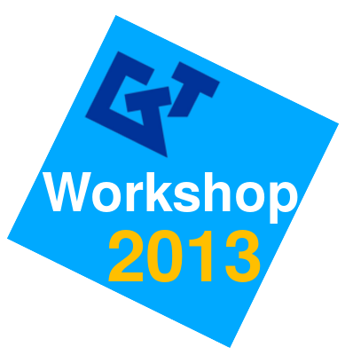 GTT Workshop 2013